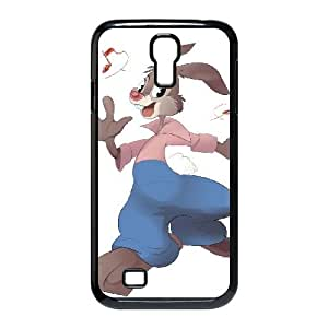 Samsung Galaxy S4 9500 Cell Phone Case Black Disney Song of the South Character Br'er Rabbit Hard Phone Case Fashion XPDSUNTR19714