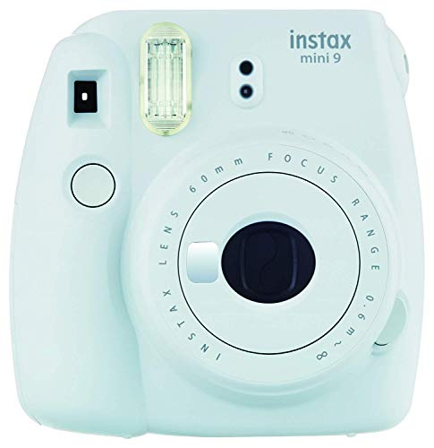 Fujifilm Instax Mini 9 – Cámara instantánea, Solo cámara, Azul