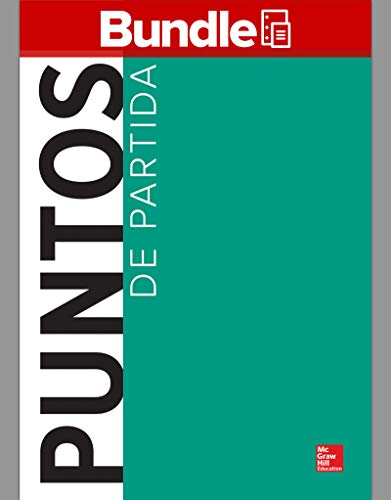 GEN COMBO LL PUNTOS DE PARTIDA; CONNECT ACCESS CARD (Punto De Partida)