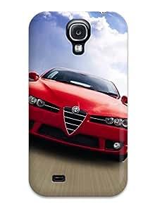 Hot Tpu Cover Case For Galaxy/ S4 Case Cover Skin - Alfa Romeo Brera 11