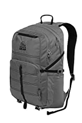 Made with water-repellent Taurpalite and Repel weave fabrics, the eagle is designed to be one of the most durable, weather resistant and stylish backpacks available. And with it's distinctive tall and slim, multi-compartment design it's also ...