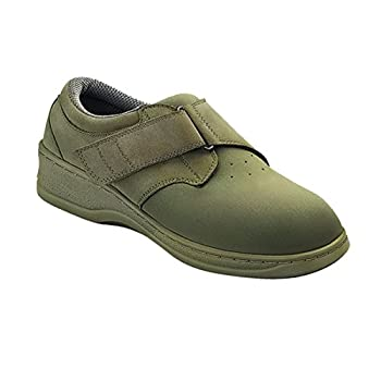 Orthofeet Wichita Women's Comfort Stretchable Orthopedic Orthotic Diabetic Velcro Shoes