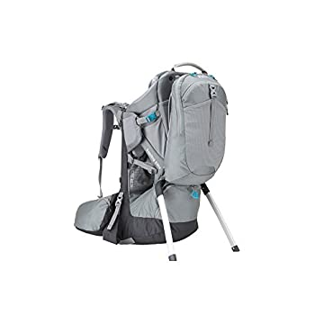 Thule Sapling Elite Child Carrier, Dark Shadow/Slate