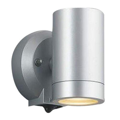 コイズミ照明 人感センサ付スポットライト マルチフラッシュタイプ シルバーメタリック塗装 AU42381L B00Z51EQ72 13904