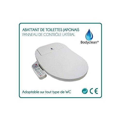 Tapa de inodoro japonés para opciones-Wc automática: Amazon.es: Bricolaje y herramientas