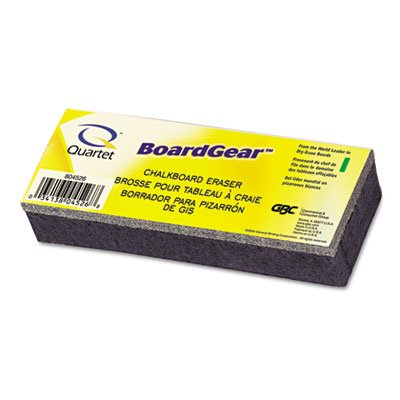 QRT804526-Quartet 804526 - Little Giant Economy Chalkboard Eraser, Wool Felt, 5w x 2d x 1h