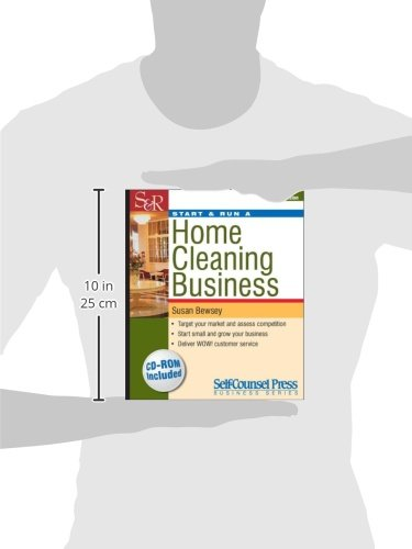 Start & Run a Home Cleaning Business - size