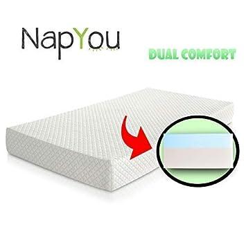 Amazon.com: Colchón oficial de Amazon exclusivo NapYou de ...