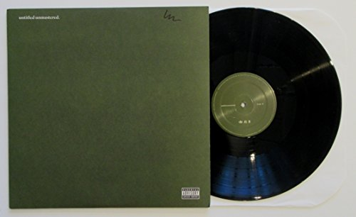 Autographed Record - Kendrick Lamar Autographed Vinyl Record Album - signed on the cover in black at Private Autograph Session.