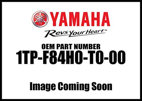 Genuine Yamaha Accessories 14-18 Yamaha Bolt Rigid-Mount Leather Saddlebags (Black)