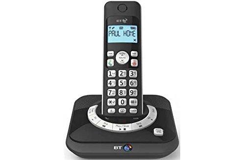 BT 3530 Single Digital Cordless Answerphone
