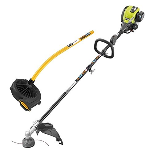 Ryobi ZRRY34440CMB9 30 CC Straight Shaft String Trimmer & Bl