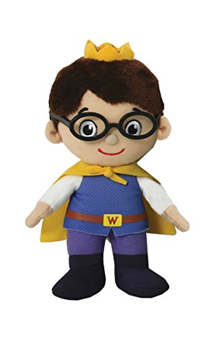Daniel Tiger's Neighborhood Prince Wednesday Mini Plush