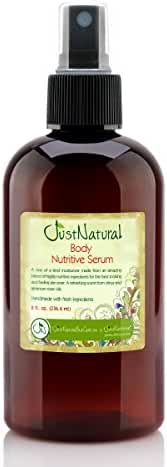 Body Nutritive Serum | Best Skin Care Moisturizer | Best Way To Achieve That Golden Sun Kissed Tan | Get the Best Looking and Feeling Skin Ever | 13 Skin Loving Ingredients