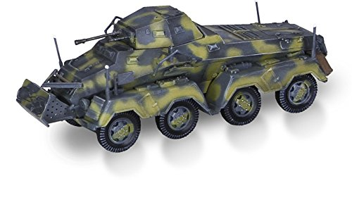 Dragon Models  Sd.Kfz.231 23.Pz.Division, Mozdok 1942 Model Kit (1/72 Scale)