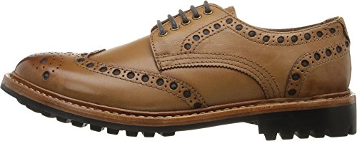 Lotus Hommes Cavendish Antique Tan Cuir