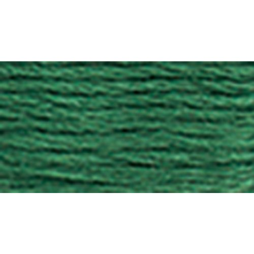 Dmc 117 561 Six Stranded Cotton Embroidery Floss  Very Dark Jade  8 7 Yard