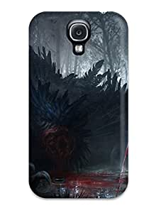 Kevin Charlie Albright's Shop Hot S4 Scratch-proof Protection Case Cover For Galaxy/ Hot The Witcher 3: Wild Hunt Phone Case 6571547K39438445