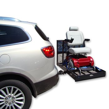 Xl 500 Lb Carrier Loading Ramp Mobility Scooter Electric Power Wheelchair