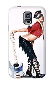 Garrison Kurland's Shop New Style 8764277K41539589 Perfect Tpu Case For Galaxy S5/ Anti-scratch Protector Case (pussycat Dolls)