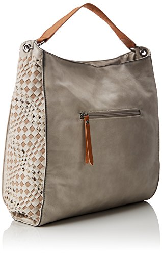 Gray Hell Shoppers Leyla Women And Shoulder Bags Hobo Bulaggi grau x0S5pzwqEE
