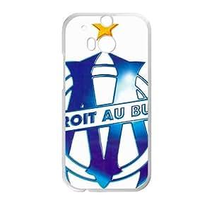 QQQO Five major European Football League Hight Quality Protective Case for HTC M8