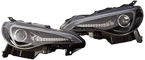 Spec D Tuning LHP FRS12JM TM Projector Headlights