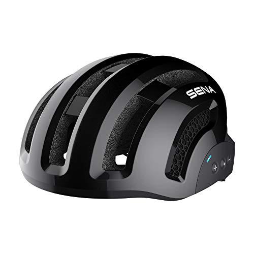 Sena Smart Cycling Helmet, X1, l Size, Black