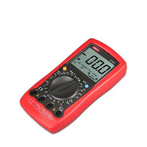 UT105 LCD Handheld DC/AC Digital Automotive Multimeter Multipurpose Meters Car Repairing Multimeter by Thailand (Image #2)