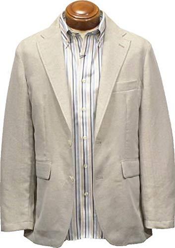 [マクレガー] McGREGOR ジャケット メンズ 111249106 ブレザー 夏もOK B07R9RVRZ3 ベージュ