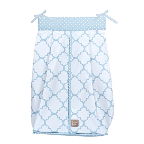 - Trend Lab Blue Sky Diaper Stacker