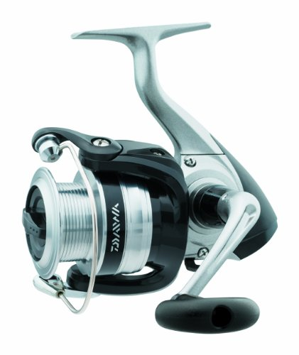 Daiwa Strikeforce Ultra Light Spinning Reel with 4.9:1 Gear Ratio, 120/4-Pound