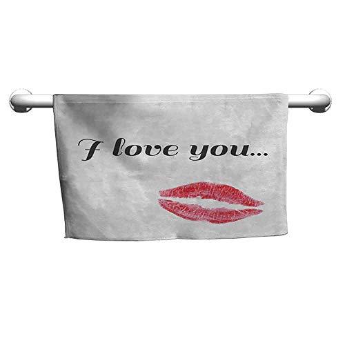 - MKHUFCLE Big Towel Beautiful Pattern Fancy Bath Sheet 1 Piece, 63 x 31 inch