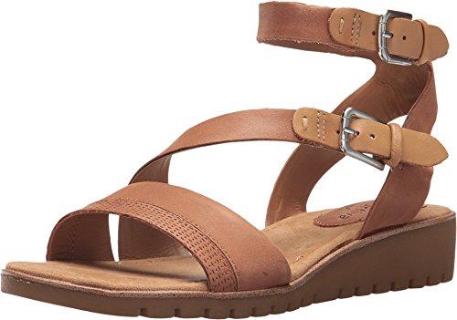 Comfortiva Corvina Walnut/Sand La Mesa/M-Vege Women's Sandals