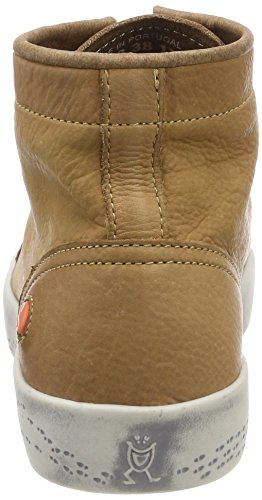 top Kip448sof Washed Brown Hi Trainers brown Women''s Softinos CUqwII