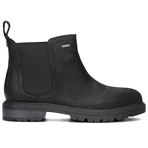 Clarks Doxbury Jazz GTX Women's Waterproof Boots Black IDKaV
