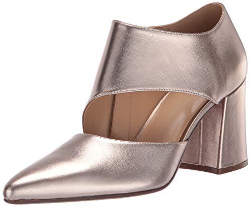 Naturalizer Women's HODA Shoe, Light Bronze, 8.5 M US (Shoes Pumps Platform Womens)