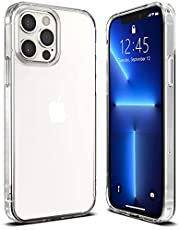 T Tersely Case Cover for iPhone 13 Pro Max 6.7-Inch, Slim Shockproof Bumper Cover Anti-Scratch Crystal Clear Case for iPhone 13 Pro Max 6.7 [Suitable for Magsafe Wireless Charger]