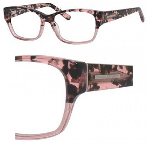 (Banana Republic Plastic Butterfly Eyeglasses 51 0DG4 Havana Rose)