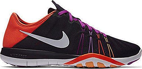 Nike Wmns Free Tr 6, Zapatillas de Gimnasia para Mujer Azul (Hypr Vlt / White-Ttl Crmsn-Atmc)