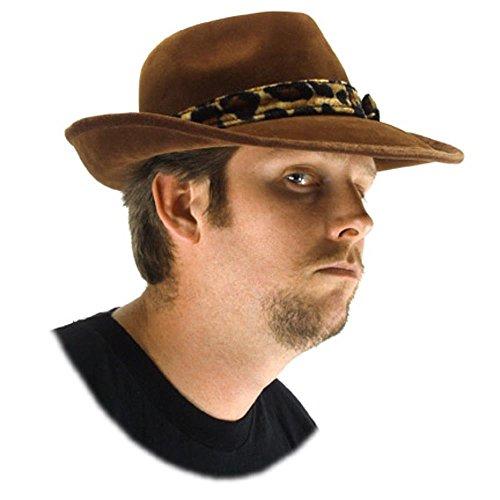 Adult Sugar Daddy Brown Hat