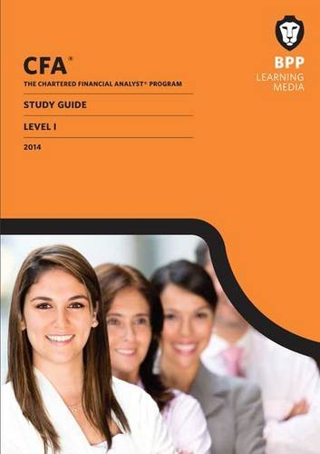 CFA Level 1: Level I: Study Guide