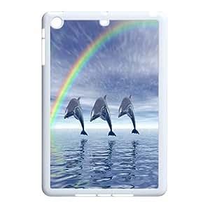 Fggcc Dolphin Protective Case for Ipad Mini,Dolphin Ipad Mini Case Cover (pattern 3)