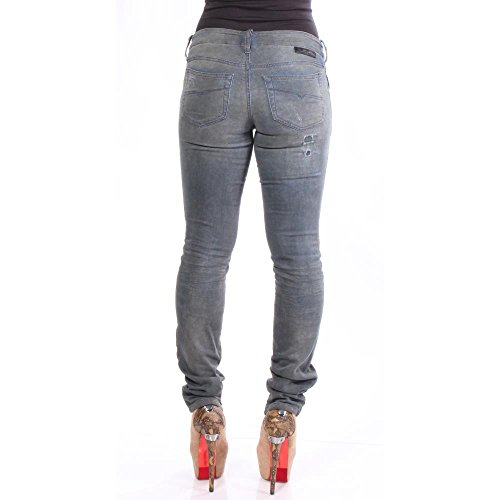 Diesel Grupee-NE 856Z - Jeans - Mujeres