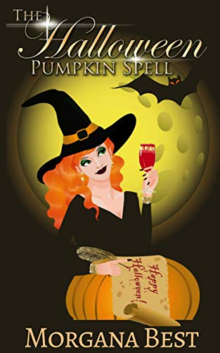 The Halloween Pumpkin Spell (Witch Cozy Mystery) (The Kitchen Witch Book 11) ()