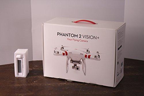 DJI Phantom 2 Vision Plus V3.0 with extra battery