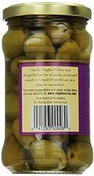Napoleon Stuffed Olives, Garlic, 6.5 Ounce