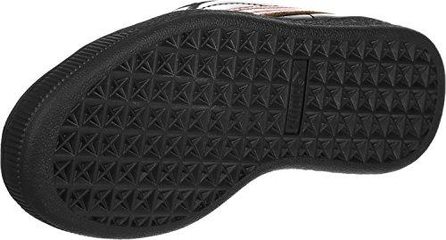 Puma Basket Heart Patent S W Schuhe schwarz kupfer