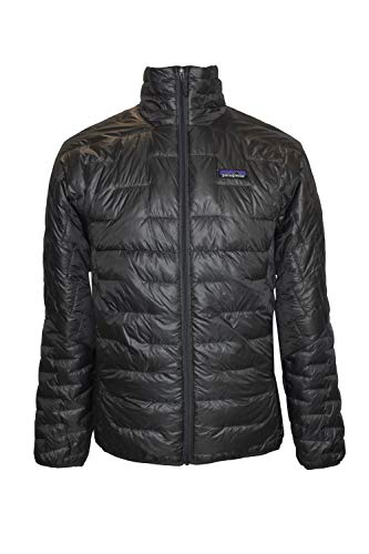 Patagonia Men's Micro Puff Jacket - Forge Grey (size Small) -