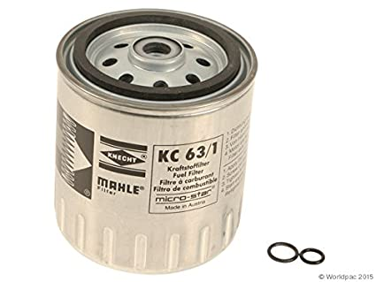 fuel filter for 1986-1987 mercedes-benz 300sdl, fuel filters - amazon canada